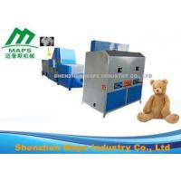 Quality Hello Kitty Teddy Toy Making Machine Electric Driven For Various Polyester Fiber for sale