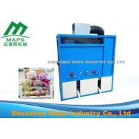 Quality Monkey Teddy Bear Filling Machine / Doll Stuffing Machine With Three Filling Tube for sale