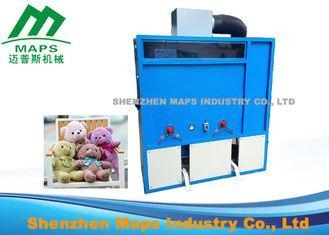 Buy Monkey Teddy Bear Filling Machine / Doll Stuffing Machine With Three Filling Tube at wholesale prices