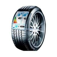Quality self adhesive label for tires for sale