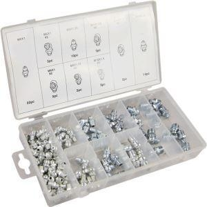 Buy Grease Fitting Grease Nipples Hydraulic Parts Fastener Fitting Hardware Tools at wholesale prices