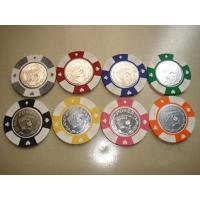 coin-inlay chip