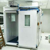 Buy cheap Portable Fully Anechoic Chamber Isolation Room That Absorbs Sound Shielded Doors from wholesalers