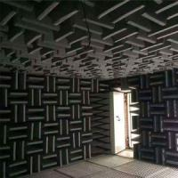 Buy cheap Semi Anechoic Termination Acoustic Wall Insulation Site Attenuation Worlds Quietest Room from wholesalers