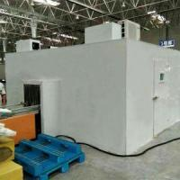 Buy cheap Compressor Acoustic Enclosure Noise Insulation Box from wholesalers