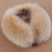 Winter Women Warm Clothing Faux Fur Collar