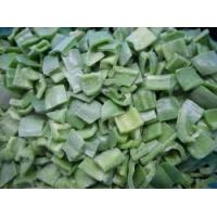 Quality IQF Frozen Green Pepper (whole, dices, slices) RC-FV-004 for sale