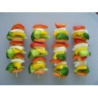 Quality IQF vegetable skewer RC-FV039 for sale