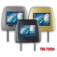 TM-705H 7 inch LCD monitor with pillow bag LED backlight