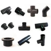 China HDPE Pipe Fittings HDPE Pipe Fittings Catalog on sale