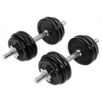 China Fitness Sand Cement Stuffed Dumbbell Set Wholesale Manufacturer