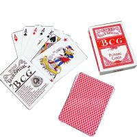 Quality 260gsm Grey Core Laminated Paper Playing Cards Paper Cards for sale