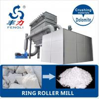 Superfine Calcium Carbonate Grinding Mill