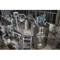 Full Automatic Controlled Microbrewery Project