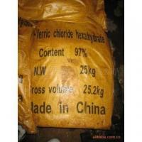 China (Ferric) Ferric chloride hexahydrate 99% on sale