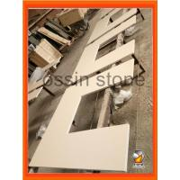 Quality Micro Marble Back Stone Fireplaces for sale
