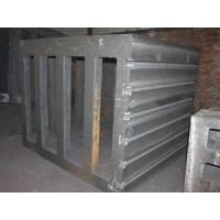 Machine tool castings Cast iron cushion case