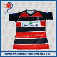 Rugby Uniform Rugby Shirt