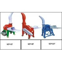Manual Feeding Chaff Cutter with Chopping Capacity from 1.5 t/h to 3 t/h