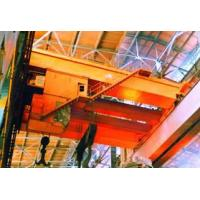Quality EUROMECRANES E.O.T charging crane for sale