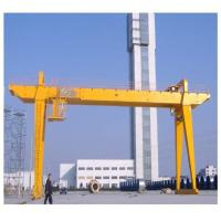 Quality EUROMECRANES L type Single Girder Gantry Cranes for sale