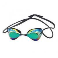 Buy cheap Multi Colors Competitive Swim Goggles , Mirror Lens Goggles For Racing from wholesalers