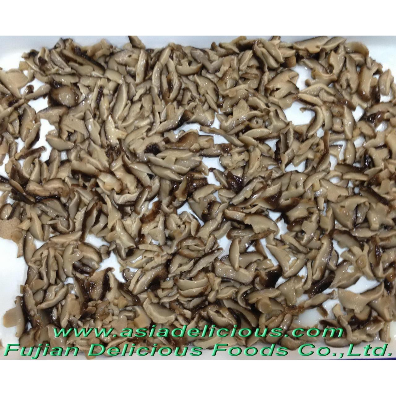 Quality Canned Mushrooms Canned Slices Shiitake for sale