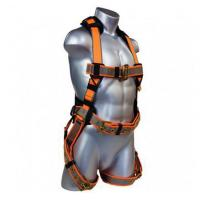 Fall Protection System Full body safety harness with 1 D rings 6 ponits adjustable