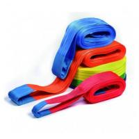 Quality Tow Strap Double Eye Flat Webbing Straps Material for sale