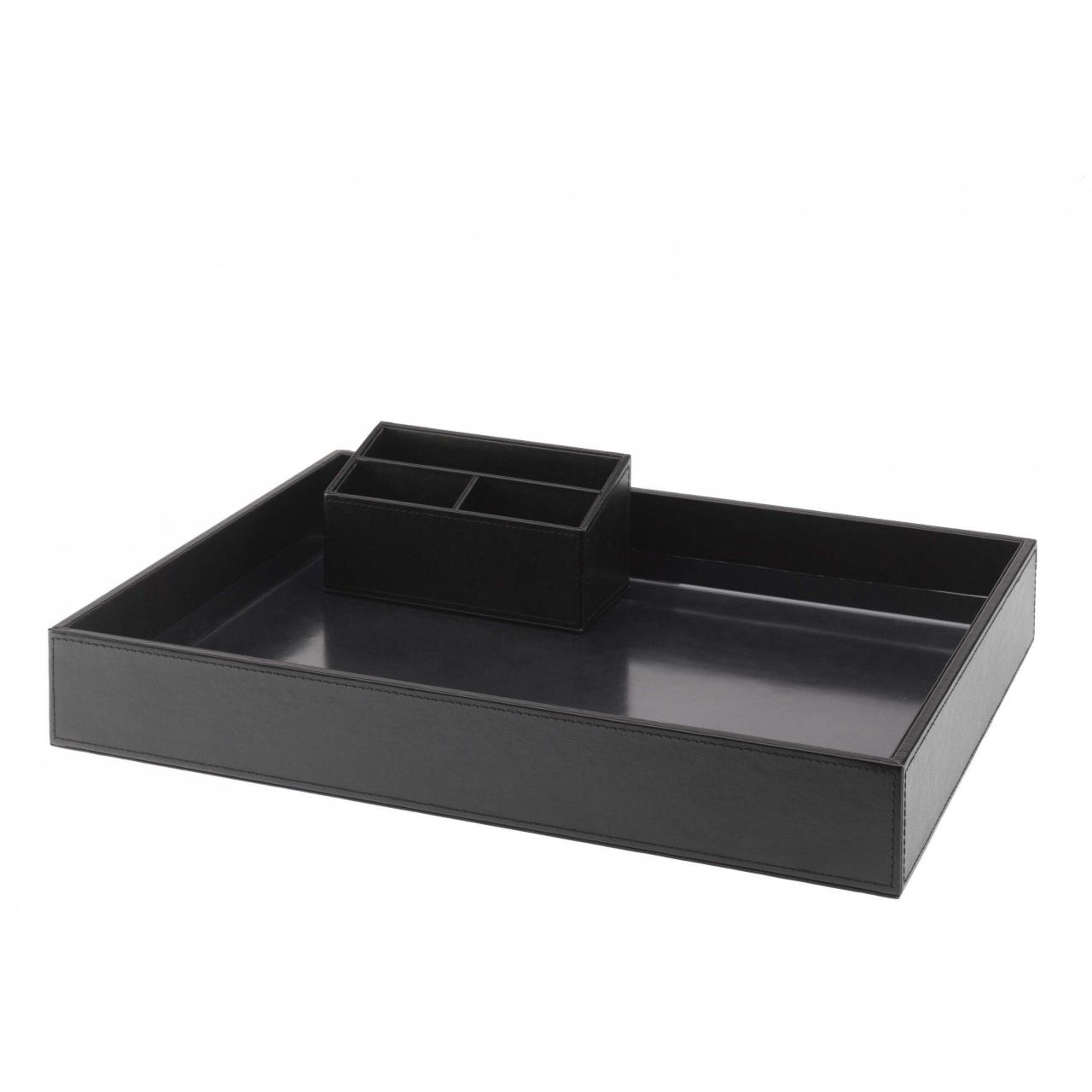 Quality HENDON LEATHERETTE TRAY SET for sale