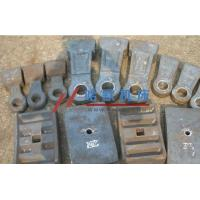 Quality Engineering parts Stone crushing machinery wear resistant alloy fittings for sale