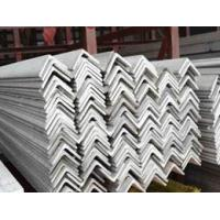 Quality Angle steel galvanized steel angle standard sizes bracket for sale