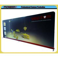 Easy Installing Tension Fabric Displays  8′,10′ + 15 Feet wide