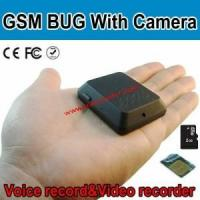 X009 GSM BUG With Video Camera and Voice Recorder