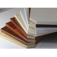 Quality Hot Selling Melamine Faced Plywood For Wardrobe/kitchen Cabinet for sale