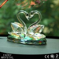 F4-Candle Holders Swan statue F16-S02