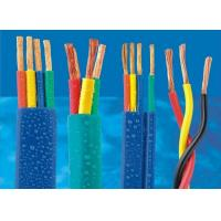 Flat Submersible Pump Cable 8AWG