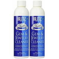 Blitz Gem & Jewelry Cleaner Concentrate 8 Oz 2-Pack