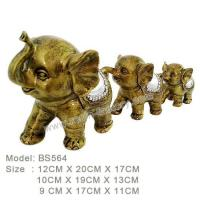 China A:Bronze and seashell item Polyresin Statue BS564 on sale