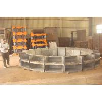 Quality Furnace throat steel brick for sale