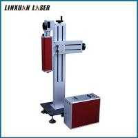 High Quality Enclosure Ring Watch Fiber Laser Marking Machine Used For Gold Silver