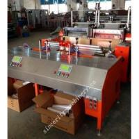 Quality High speed auto feeding roller bag making machine for sale