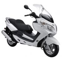 Scooters HD125T-AD