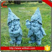 Quality Reading girl statue concrete garden decoration for sale for sale