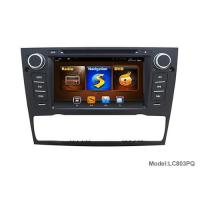 LC803PQ Car DVD Radio with Quad Core Android 6.0 For BMW E90