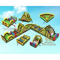 Obstacle L shape Obstacle course run