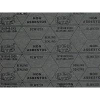 Non asbestos gasket sheet for internal combustion engine