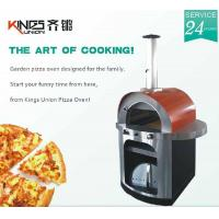 China WoodFiredPizzaOven Outdoor Home Use Wood Fired Pizza Oven KU-005W on sale