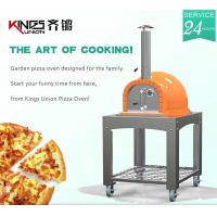 China WoodFiredPizzaOven Outdoor Home Use Wood Fired Pizza Oven KU-001 on sale