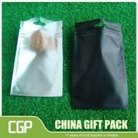 Mini toy aluminum foil bags with handle